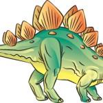 12_стегозавр